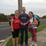 100k Walk Melbourne To Sorrento