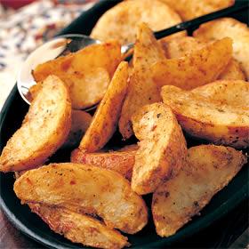 Potato-Wedges