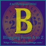 April A-Z Challenge: B is for Bendigo