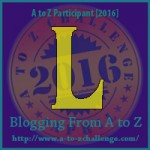 A-Z Challenge: L for Lotus Flower