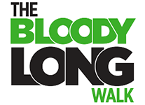 bloody long walk