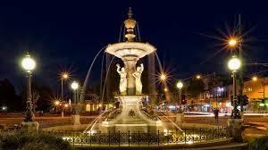 Alexandra fountain fountain