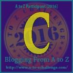 April A-Z Challenge – C for Centre of Victoria
