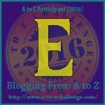 April A-Z Challenge: E for Easter Festival