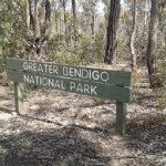 April A-Z Challenge: G for Greater Bendigo National Park
