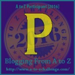 A-Z Challenge: P for Poppet Head