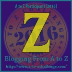 A-Z Challenge: Z for Queen Eli-Z-abeth Oval