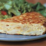 Spanish Potato Tortilla