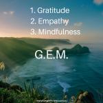 Positive G.E.M.S
