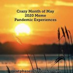 Crazy Month of May 2020 Meme – Pandemic Experience