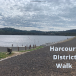 Harcourt District Walk in Central Victoria